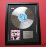 MADONNA - Hard Candy CD / PLATINUM PRESENTATION DISC